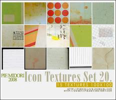 Icon Textures set 20 by sweetxpie