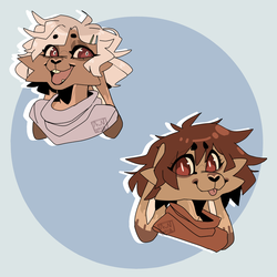 The Gorls by Ambrsweets