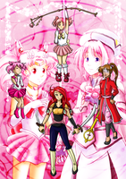 Hellish Pink Crossover by Yhil-Soigeek