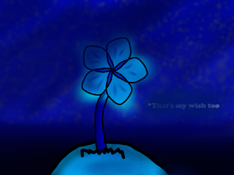 *That's My Wish Too by MusicHeart001