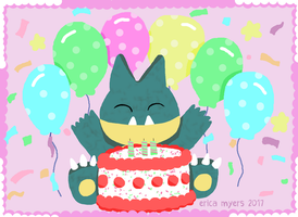 Munchlax Party