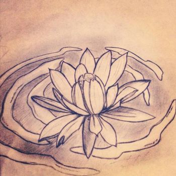 Lotus Flower by JenJen83