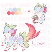 [ closed || auction ] tropical forest by binasproutt