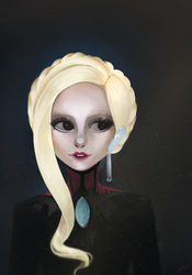 The Countess by Haru-mon