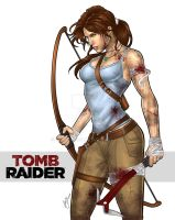 2013 Tomb Raider REBORN by urbanmusiq