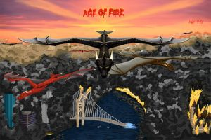 Age of Fire by DragonWolfACe