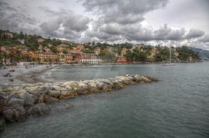 Santa Margherita Ligure Italy by boydgphotography