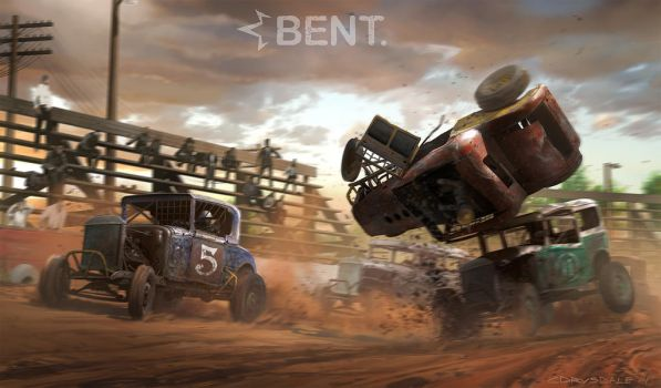 30's Jalopy Racers by Spex84