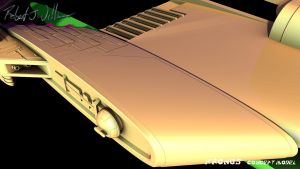 My Version Of Kronos 1 Study Model part 62 by XFozzboute