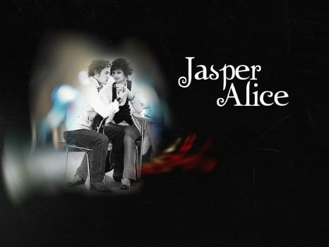 Alice and Jasper wallpaper by gaby-elle
