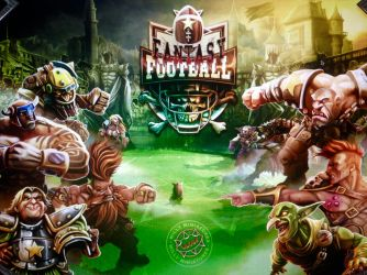 Willy Miniatures Fantasy Football by LANZAestudio