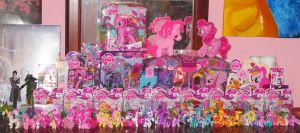 My Little Pony FiM Collection - 07/14/12 by ShroudofShadows