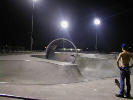Skatepark by indeed311