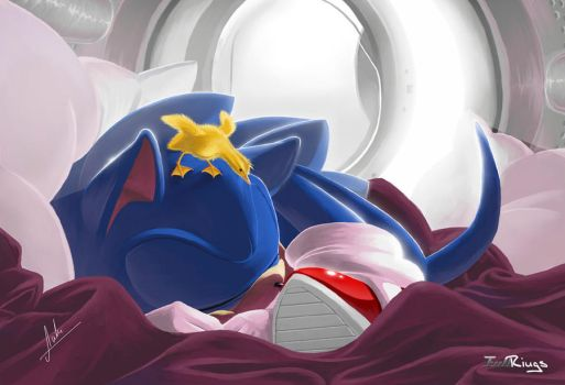 Inside the washing machine by FullRings