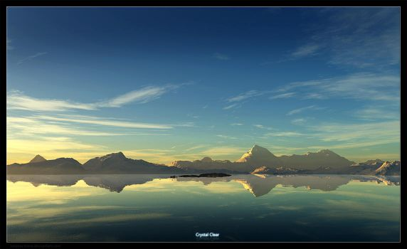 Crystal Clear by Jscenery