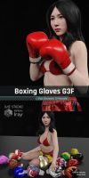 [WIP] Boxing Gloves G3F For Genesis 3 Female by gravureboxing