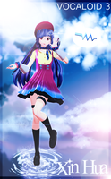 Vocaloid Xin Hua [DOWNLOAD][DL] by Milionna