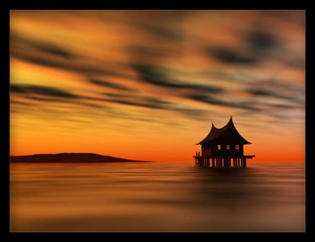 Dream House by Hassan9