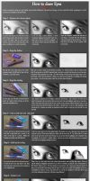 Eye Drawing tutorial by Lianne-Issa