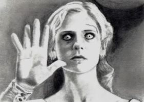 Buffy Possessed with Primival by Dr-Horrible