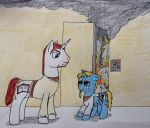 I'm Sorry, Master. I Was Just Trying To Help... by artistNJC