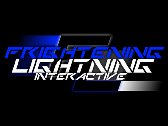 Frightening Lightning Interactive logo by GyroxOpex