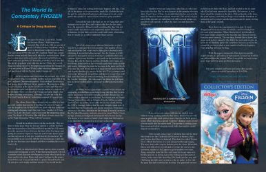 Frozen DoubleSpread Critique by Konack1