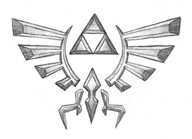 The Holy Triforce by Wintenso