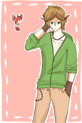 August Monthly Request - Modern Link by LinksLover4ever