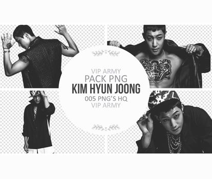 Pack png render: Kim Hyun Joong |SS501 #01 by VipArmy