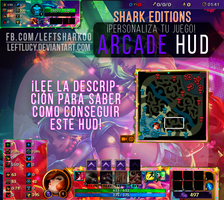 Arcade HUD League of Legends by LeftLucy