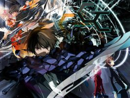 Guilty Crown BG 1 by XshyartinX