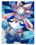 Diancie by Charln