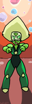 Peridot Redisgn by SaintsSister47