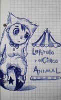 Leporelo y El Circo Animal by SubaruMangaka