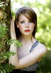 Forestportrait by andaria