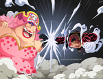 One Piece 871 - Luffy vs Big Mom by Melonciutus