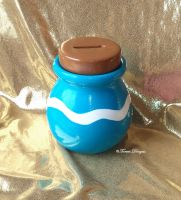 Custom made Ceramic Item Pot Bank Wind Waker by TorresDesigns