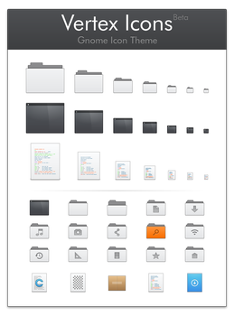 Vertex Icons (Beta) by horst3180