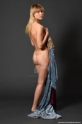 Stock:  Oksana removes her gown by ArtReferenceSource