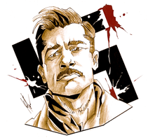 Inglourious Basterds by Flashback33