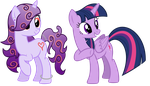 Twilight and Affinity - Friends by LittleJurnalina
