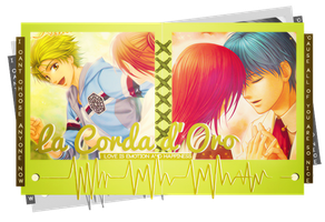 La Corda d'Oro by Know-chan