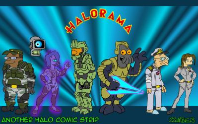 Halorama by ZZoMBiEXIII