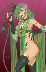 Rydia from FF4 My Outfit by thek0n