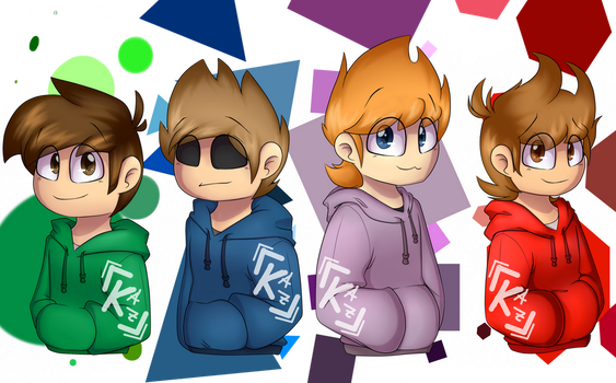 Eddsworld by Jam-Kaz