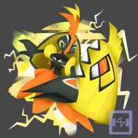 The mighty Tapu Koko