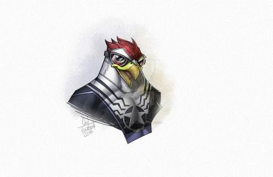 Falcon - Ducktales Mashup by ChadTHX1138