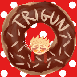 International Trigun (Donut) Day 2015 by DEADWW