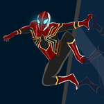 The Iron Spider by DoctorPicklepuss